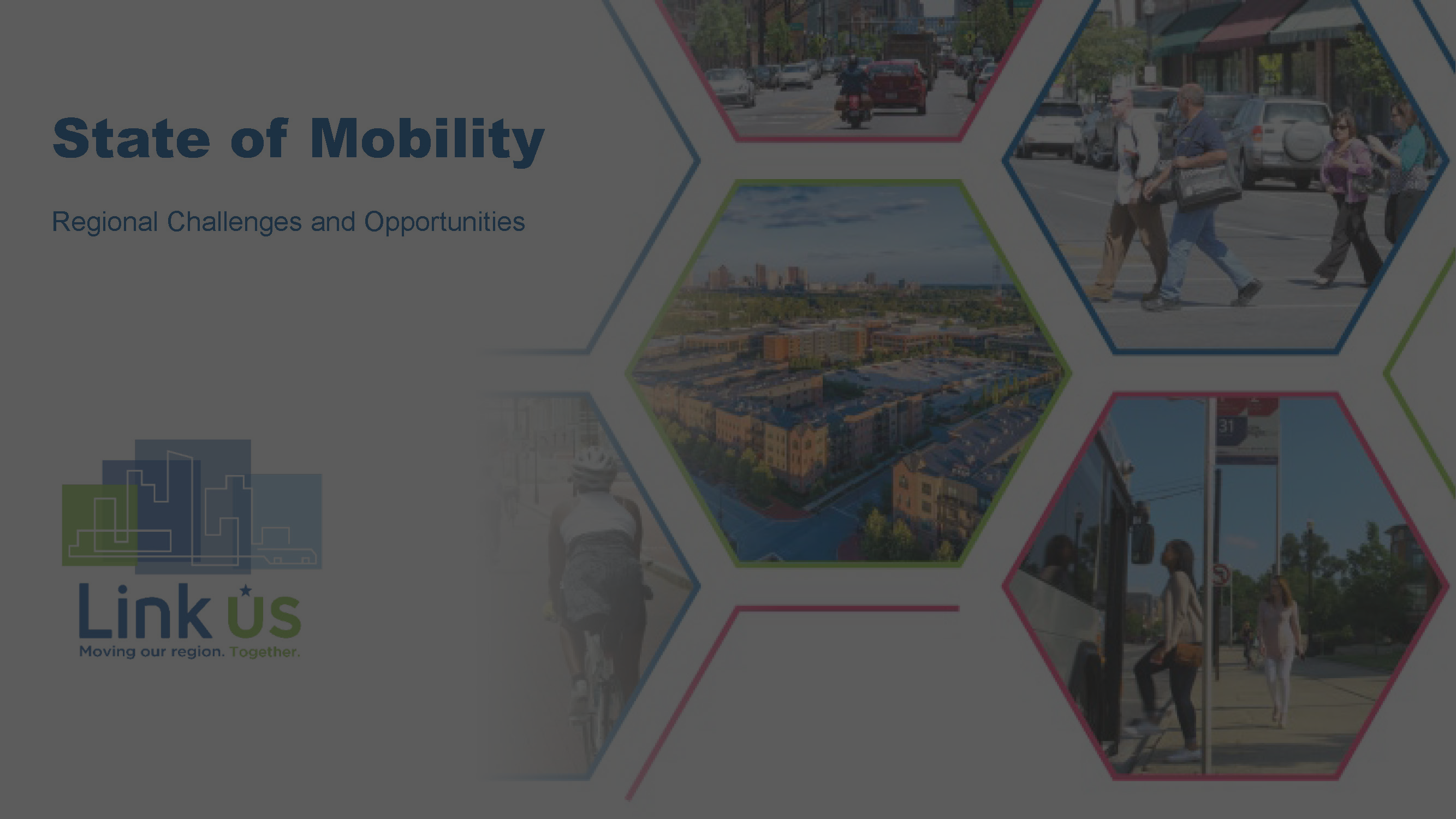 LinkUS State of Mobility Presented to MORPC Board of Commissioners